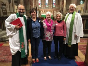 Commissioning of Alvechurch Team