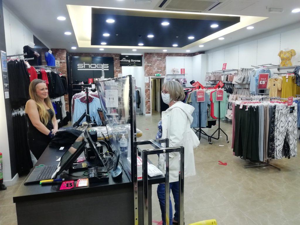 retail chaplain in Redditch